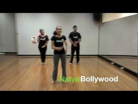 """Natya Bollywood - 8th Online Workout """"Ringa Ringa"""""""