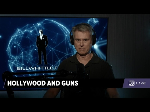 CN Live | Bill Whittle: Hollywood's Gun Control Campaign - 5/18/17