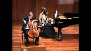 Mariusz Wysocki plays Debussy Sonata