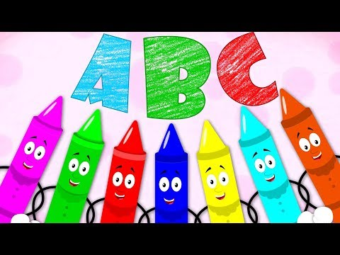 Crayons ABC Song