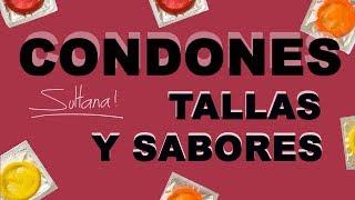 CONDONES-TALLAS Y SABORES (para reír) 🐣😂🤣 thumbnail