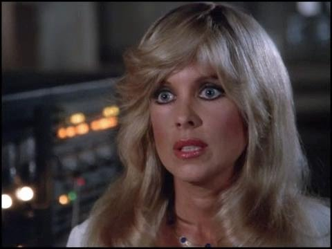 Phyllis Davis in the movie Knight Rider with beautiful ...