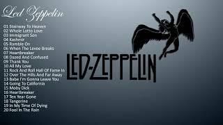 Led Zeppelin GRANDES EXITOS Cubierta completa 2017   Lo Mejor De Led Zeppelin 2017