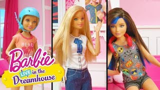 LA SCOMMESSA | Barbie LIVE! In The Dreamhouse | Barbie Italiano