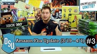 My Amazon FBA Update (3/19 - 4/1) - Retail Arbitrage and More
