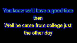 Ugly Kid Joe - Cats In The Cradle karaoke