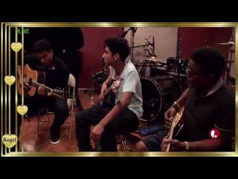 3T *💐* Eddie Levert and Working On The Give Back Song *💐* The Jacksons: Next Generation *💐*