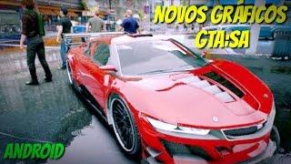Novos Gráficos GTA:SA android