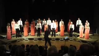 Telemarkspringar - Norwegian folk tune - Defrost Youth Choir