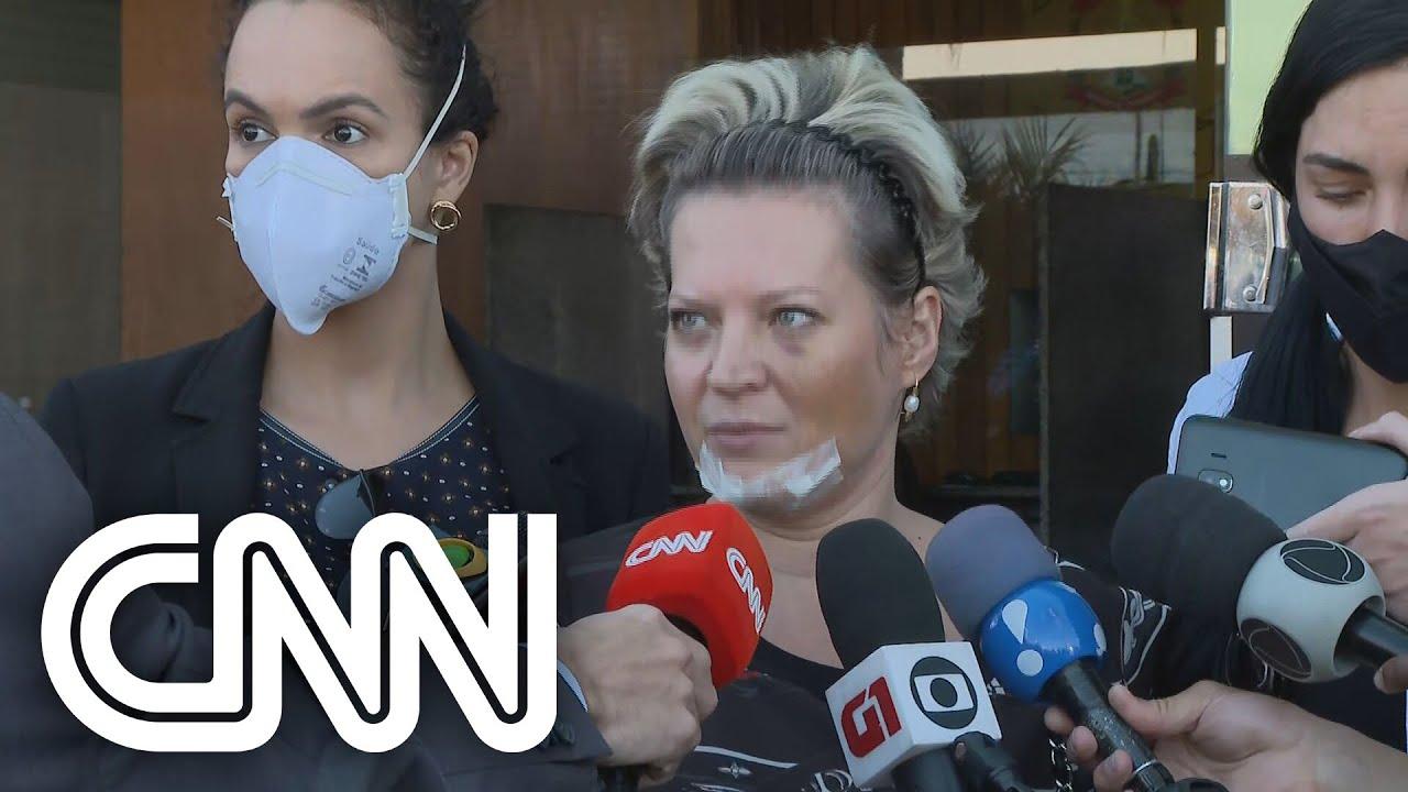 Download Joice Hasselmann diz que objeto não identificado encontrado estava sem sangue | CNN 360º