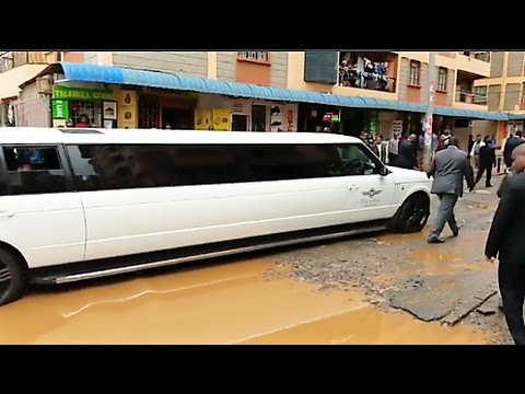 221 MILLION SportPesa Jackpot Winner Picked with Luxurious Range Rover Limousine
