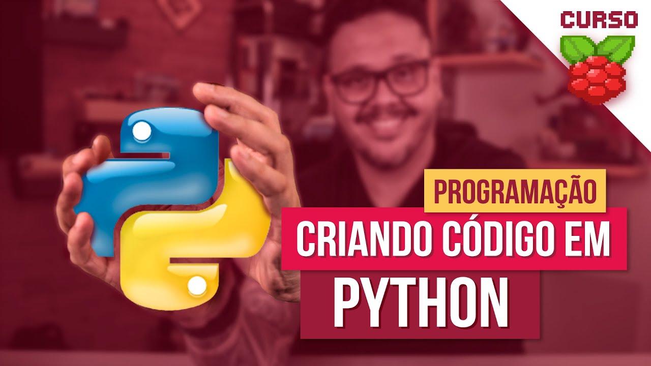 Programando em Python no Raspbian