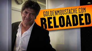 GoldenMoustache.com - RELOADED