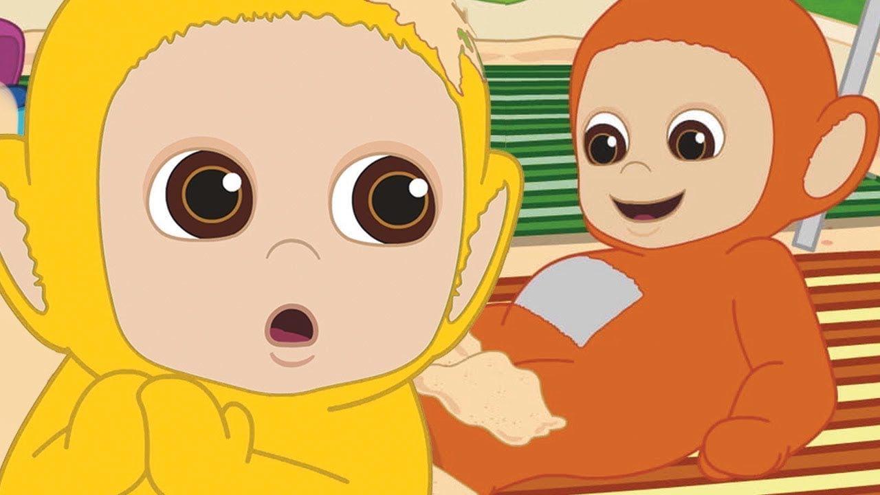 Tiddlytubbies NEW Compilation ★ Sunbathing! ★ Teletubbies Babies 2020