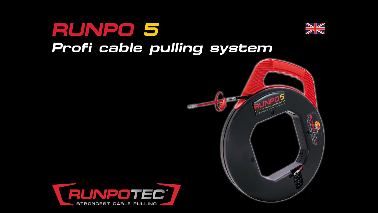 RUNPO professonal cable puller on