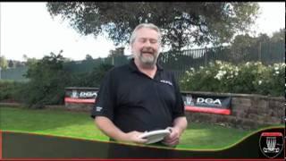 DGA Disctorials -  Disc Golf Hyzer and Anhyzer shots