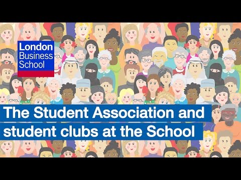The Student Association And Student Clubs At The School | London Business School