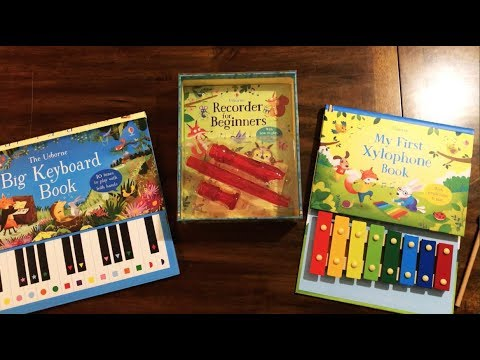 Usborne Musical Instrument Books