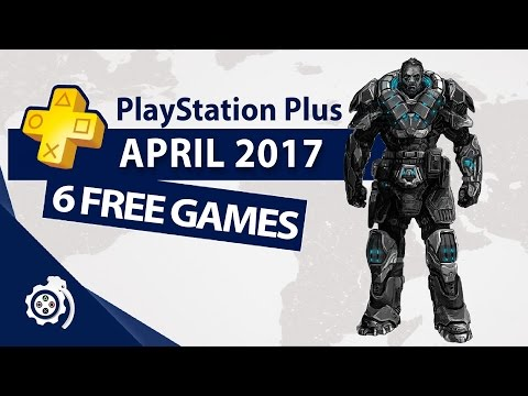 Playstation Plus (PS+) April 2017