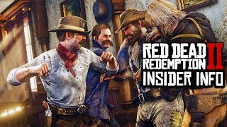 Red Dead Redemption 2 - THE NUMBERS! 500,000 Lines of Dialogue, 2,000 Page Script, and MORE! (RDR2)