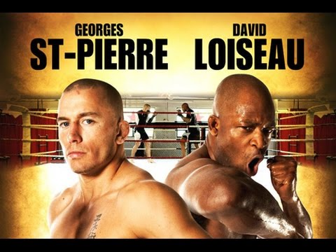 The life story Georges St Pierre & David Loiseau ( Documentary ) 2014