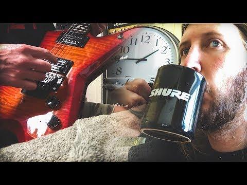VLOG - Meshuggah Studio And Pickups