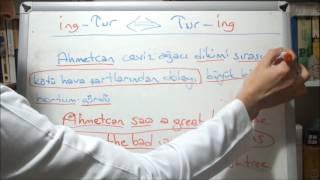 İngilizce-Türkçe ve Türkçe-İngilizce Çeviri Teknikleri
