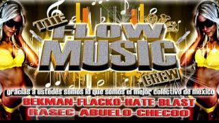 Tirarea Con Guante Blanco Solo Que Con Mano Pesada Ja - Dj Bekman ★The Flow Music Crew ★ [HD]