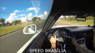 Driving Experience: Mercedes-Benz SLS AMG
