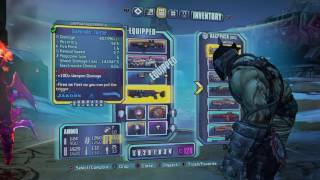 Borderlands 2 Цифровой пик Криг без РПГ Digistruct Peak Krieg Without Launchers