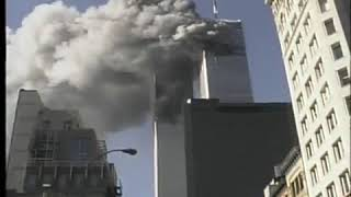 Various Amateur Edits of North & South Towers Burning & Collapses