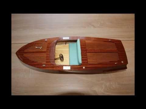 Classic Boot Der 60er .aero-naut