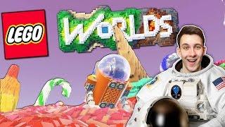 NEKONEČNO PLANET??? | LEGO Worlds #2 | HouseBox