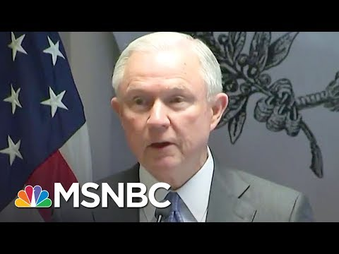 Donald Trump Considers Replacing AG Sessions With Ted Cruz, Rudy Giuliani | The Last Word | MSNBC