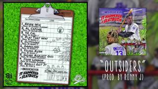 THE UNDERACHIEVERS - OUTSIDERS (AUDIO)