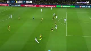 Borussia dortmund vs real madrid 1-3 all goals & highlights ucl (26/9/2017)