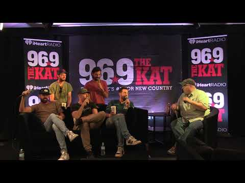JT Bosch - WATCH: Old Dominion Discusses What You Can't Do On A Tour Bus