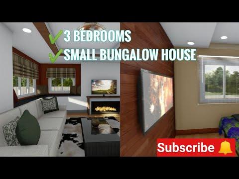 Small Bungalow House Interior Design Small Space Interior Design Youtube