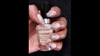 What's On My Short Nails ♛sea Pearls & Starfish♛ Nails For 2 Days