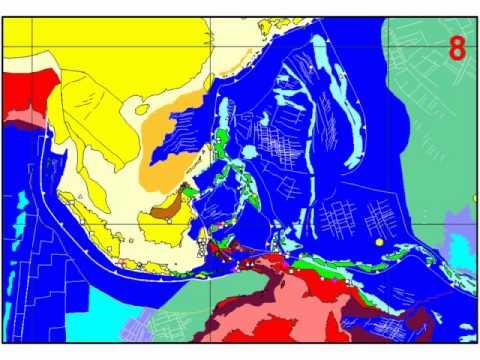 Cenozoic Plate Tectonic Evolution of Southeast Asia (Paano nabuo ang Pilipinas) by Robert Hall