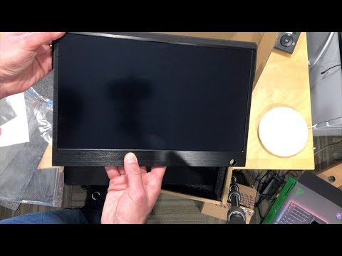 """Unboxing: WIMAXIT 13.3"""" Portable Touch 1080p Monitor / Display"""