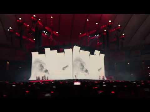 Taylor Swift - ...Ready For It - reputation Stadium Tour Intro / reptour Tokyo Night 2 - Nov 21 2018