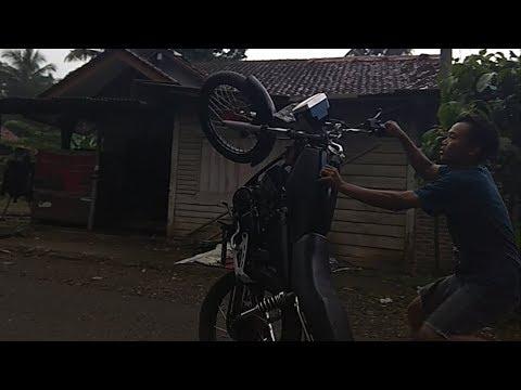 Tragedi gas jengat RX king, jurus amplas Siboen duet sodetan Ireng Setyawan