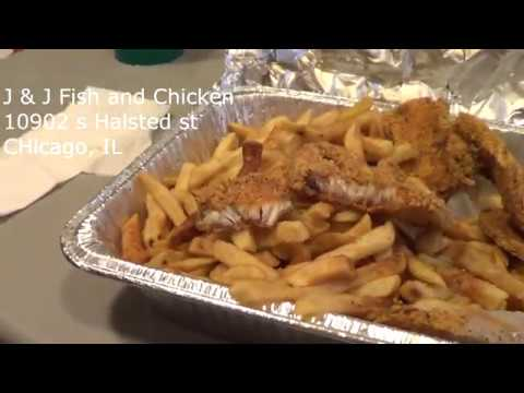 J & J Fish And Chicken Review Chicago