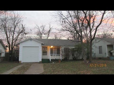 Fort Worth Homes for Rent 2BR/1BA by Property Management in Fort Worth, TX