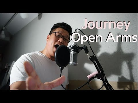 Journey - Open Arms // Cover by PaperHeart (Full Band Cover)