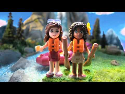 Smyths Toys Lego Friends Adventure Camp Youtube