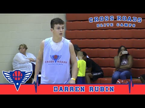 Darren Rubin Mixtape at 2017 CrossRoads Elite Invitational - Oakwood 2020 Guard