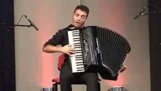 Valerio Russo Italy   Accordion World Champion