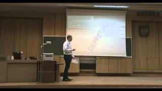 Austriacka Teoria Cyklu Koniunkturalnego - prezentacja w ramach Euroteamu